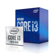 Processador 1200 Core I3 10105F 3.70GHz/6mb C/Cooler S/Video I3-10105F Intel -