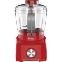Processador 500ml Philco PH900 Turbo Vermelho 127V -