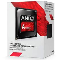 Processador AMD A6-7480 Dual Core, Cache 1MB, 3.8Ghz, FM2+ - AD7480ACABBOX -