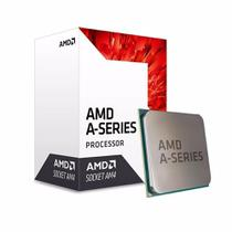 Processador AMD A8 9600 Bristol Ridge 3.1GHz AM4 2mb Cache AD9600AGABBOX -
