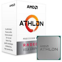 Processador AMD ATHLON  200GE 2C/4T 3,2GHZ 35W 5MB AM4  Radeon RX Vega 3 Integrada - YD200GC6FBBOX