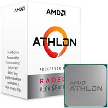Processador AMD Athlon 200GE, Dual Core, Cache 5MB, 3.2GHz, AM4 - YD200GC6FBBOX -