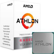 Processador AMD Athlon 220GE, Cache 5MB, 3.4GHz, AM4 - YD220GC6FBBOX -