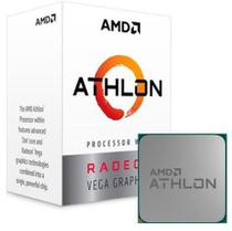 Processador AMD ATHLON  240GE 2C/4T 3,5GHZ 35W 5MB AM4  Radeon RX Vega 3 Integrada - YD240GC6FBBOX