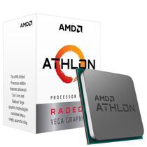 Processador AMD Athlon 3000G 3.5GHz Dual Core/4-Thread, AM4, 5MB Cache, Radeon VEGA 3 -