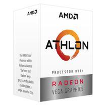 Processador AMD Athlon 3000G (AM4 - 2 núcleos - 4 threads 3.2GHz) - YD3000C6FHBOX -