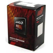 Processador AMD FX 6300 Black Edition (AM3+ - 6 núcleos - 3,5GHz) - FD6300WMW6KHK / FD6300WMHKBOX -