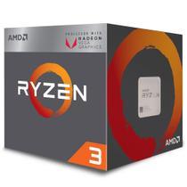 Processador amd ryzen 3 2200g 3.5ghz am4 6mb cache 65w yd2200c5fbbox -