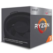 Processador amd ryzen 3 2200g, cooler wraith stealth, cache 6mb, 3.5ghz (3.7ghz max turbo), am4 - yd2200c5fbbox -