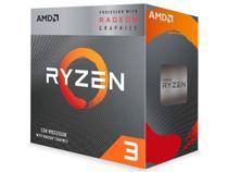 Processador AMD Ryzen 3 3200G 3.6GHz (4GHz Max Turbo) 6MB Socket AM4 - YD3200C5FHBOX -