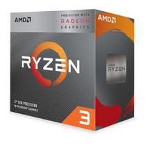 Processador AMD Ryzen 3 3200G 6MB 3.6 - 4.0GHz AM4 YD3200C5FHBOX -