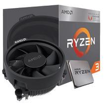 Processador AMD Ryzen 3 3200G Cache 4MB 3.6GHz (4GHz Max Turbo) AM4 - YD3200C5FHBOX -
