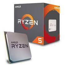 Processador AMD Ryzen 5 2600X 3.6 GHz 19 MB AM4 -