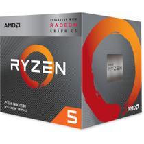 Processador AMD Ryzen 5 3400G 6MB 3.7 - 4.2GHz AM4 YD3400C5FHBOX -