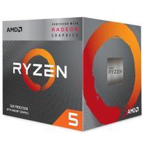Processador Amd Ryzen 5 3400g, Cache 6mb, 3.7ghz Yd3400c5fhbox -