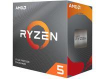Processador AMD Ryzen 5 3600 3.60GHz - 4.20GHz Turbo 32MB