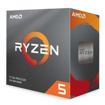 Processador AMD Ryzen 5 3600 35MB 3.6 - 4.2GHz AM4 100-100000031BOX -
