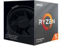 Processador AMD Ryzen 5 3600X 3.80GHz - 4.40GHz Turbo 32MB