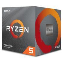 Processador AMD Ryzen 5 3600X 35MB 3.8 - 4.4GHz AM4 100-100000022BOX -