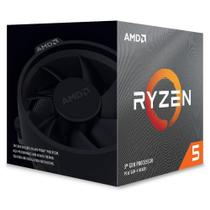 Processador AMD Ryzen 5 3600X Cache 35MB 3.8GHz (4.4GHz Max Turbo) AM4, Sem Vídeo - 100-100000022BOX -