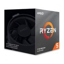 Processador AMD Ryzen 5 3600XT 35MB 3.8GHz - 4.5GHz AM4 100-100000-281BOX -