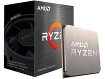 Processador AMD Ryzen 5 5600X 3.70GHz - 4.60GHz Turbo 32MB