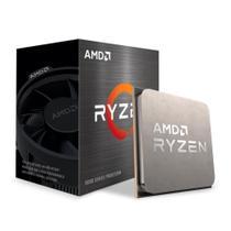 Processador AMD Ryzen 5 5600X 32MB 3.7 - 4.6GHz AM4 100-100000065BOXI -