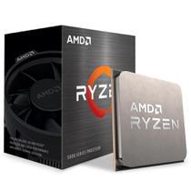 Processador AMD Ryzen 5 5600X AM4 3.7GHz (4.6 GHz Max Turbo), Cache 35MB - 100-100000065BOX -