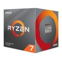 Processador AMD Ryzen 7 3800X 36MB 3.9 - 4.5GHz AM4 100-100000025BOX -