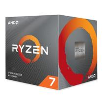 Processador AMD Ryzen 7 3800X Cache 32MB 3.9GHz (4.5GHz Max Turbo) AMD4 Sem Video - 100-100000025BOX -