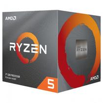 Processador Amd Ryzen R5 3600x, 3ª Geração, 6 Core 12 Threads, Cache 36mb, 3.8ghz (4.4ghz Max.) Am4 -