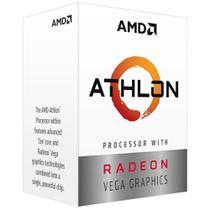 Processador Athlon 3000G, AMD 2 Core, 3500MHz, AM4, AMD, C/Cooler -