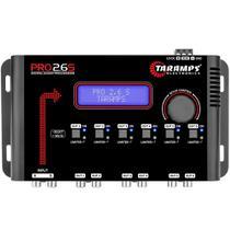 Processador Áudio Taramps Pro 2.6s 06 Saídas Digital -