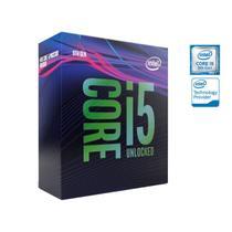 Processador Core I5 Lga 1151 Processador Bx80684i59600kf Hexa Core I5-9600kf 3.7ghz 9mb Cache 9ger S - Intel