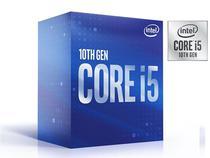 Processador Core I5  Processador Bx8070110600kf Hexa Core I5-10600kf 4.1ghz 12mb Cache s Cooler Lga1200 - Intel