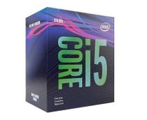 Processador gamer Intel Core i5-9400F de 6 núcleos e 2.9GHz -