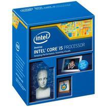 Processador Intel 4670 Core I5 3.40Ghz, LGA1150, 4ª GERAÇÃO - BX80646I54670 -