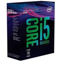 Processador INTEL 8600K Core I5 (1151) 3.60 GHZ BOX - BX80684I58600K - 8A GER -