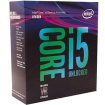 Processador Intel 8600k Core I5 (1151) 3.60 Ghz Box - Bx80684i58600k - 8ª Geração -