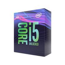 Processador intel 9600k core i5 (1151) 3.70 ghz box - bx80684i59600k 9ªger -