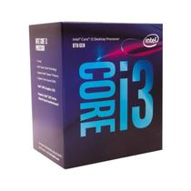 Processador Intel BX80684I38100 I3-8100 3.60 Ghz Coffee Lake 8a 6Mb LGA1151
