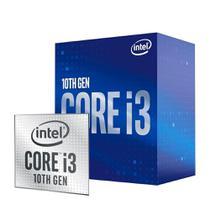 Processador Intel Core i3-10105F 6MB 3.7GHz - 4.4Ghz LGA 1200 BX8070110105F -