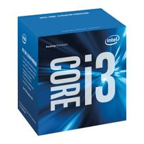 Processador Intel Core I3 7100, 7ª G. 2 Core 4 Threads, 3mb, 3.9ghz, Lga 1151, Intel Graphics 630