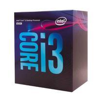Processador Intel Core i3-8100 Coffee Lake, Cache 6MB, 3.6GHz, LGA 1151 - BX80684I38100 -