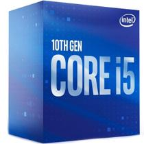 Processador Intel Core i5-10400 2.90 GHz (4,30 GHz Frequência Máxima) LGA1200 BX8070110400 INTEL -