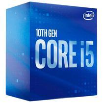 Processador Intel Core i5-10400, Cache 12MB, 2.9GHz (4.3GHz Max Turbo), LGA 1200 - BX8070110400 -