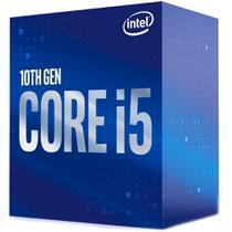 Processador Intel Core I5-10400 Comet Lake 2.90 GHZ (OC 4.30 Ghz) 12mb LGA 1200 Bx8070110400 - Intel -