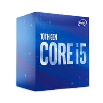 Processador Intel Core I5-10400 LGA1200 4.30 GHZ Com Cooler -