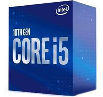 Processador Intel Core i5-10400F Cache 12MB 2.9GHz 4.3GHz Max Turbo LGA 1200 - BX8070110400F -