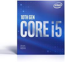 Processador Intel Core i5-10400F, Cache 12MB, 2.9GHz, LGA 1200 - BX8070110400F BOX -